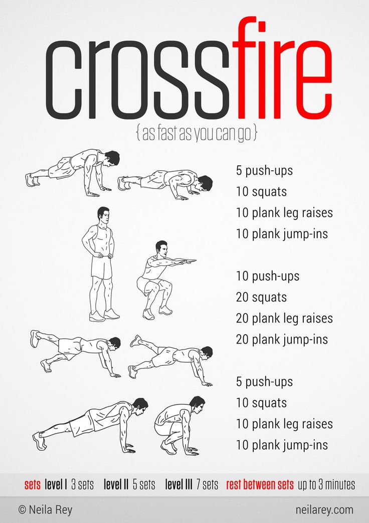 Crossfire Workout