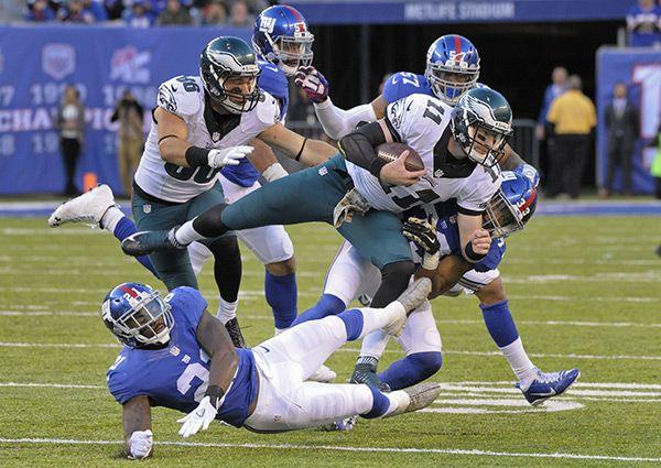 New York Giants Vs. Philadelphia Eagles Live Stream: Watch The NFL GameOnline