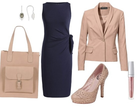 tolles business outfit mode pinterest kleider mode. Black Bedroom Furniture Sets. Home Design Ideas