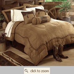 another beautiful western bedding collection