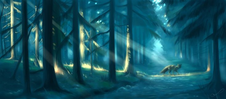 Enchanted path by Martith.deviantart.com on @DeviantArt