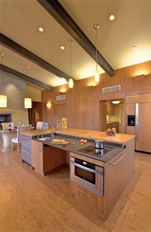58 best wheelchair accessible kitchens images on pinterest for Wheelchair accessible houses