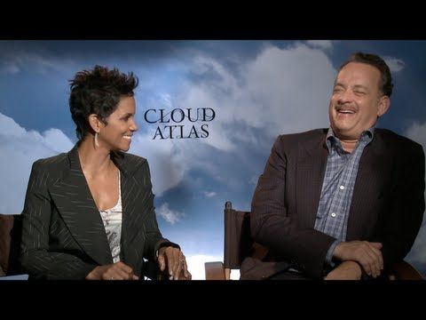 CLOUD ATLAS Interview with Tom Hanks and Halle Berry - http://hagsharlotsheroines.com/?p=23994