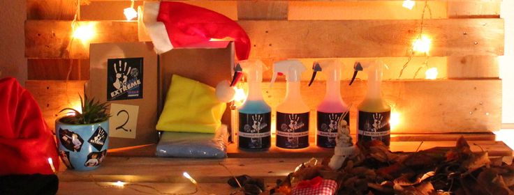 Saubere Angebote - jede Woche neu bis Weihnachten.  Jetzt einkaufen: www.cleanextreme.de  CLEANEXTREME Die besondere Autopflege für Enthusiasten. HighEnd-Produkte für die Autoreinigung und Autoinnenreinigung, Polituren für den Autolack, Lackversiegelung, Lackpflege, Quickfinish-Spray und Lackreiniger für Glanzlack und Mattlack.