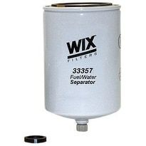 Wix Filters 33357 Heavy Duty Spin On Fuel Water Separator P