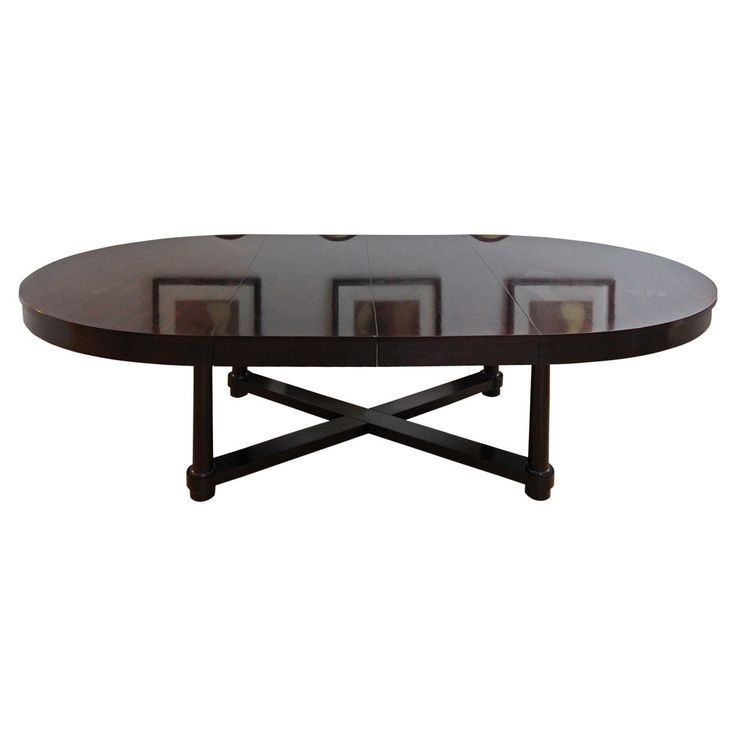 Baker Oval Extension Dining Table