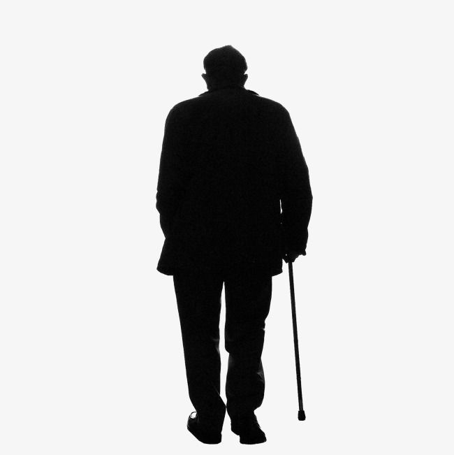 Old Man Lonely Back Old Man Lonely Back A Person Png Transparent Clipart Image And Psd File For Free Download Person Png Image People Png