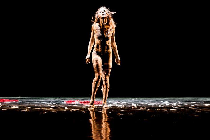 Art Color Ballet MIMOS #performance #dance #bodypainting fot. Marcin Śmieszek