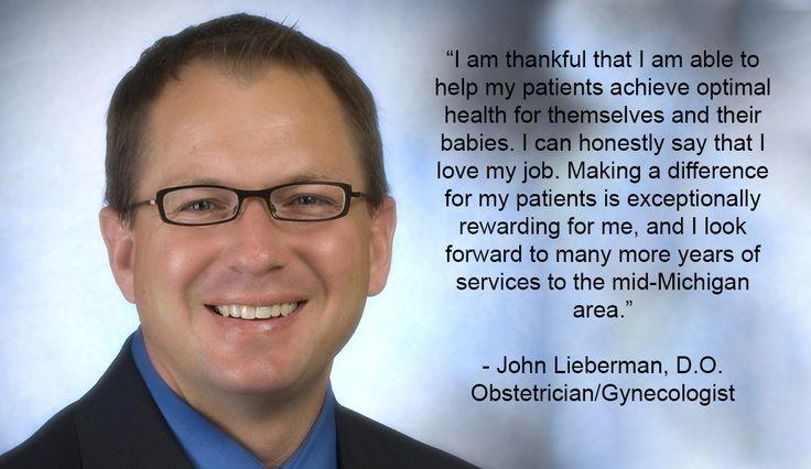 OB/GYN John Lieberman, D.O. Love my job, Words, Gynecology