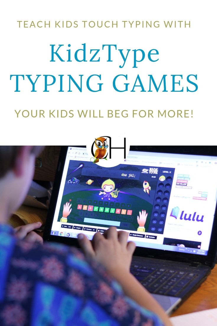 A Simple Review Of Kidztype Typing Games Homeschool Elementary