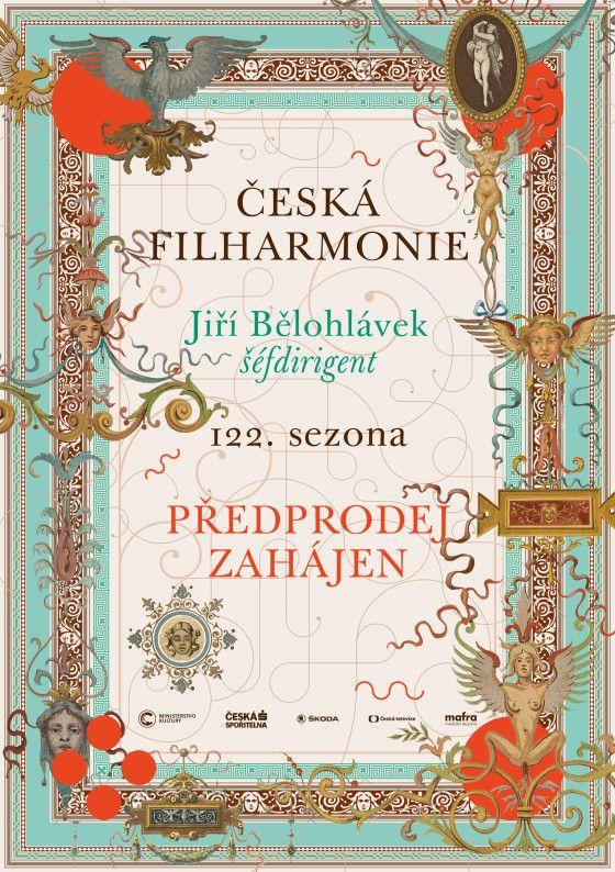 Česká filharmonie 2017/2018 | Studio Najbrt