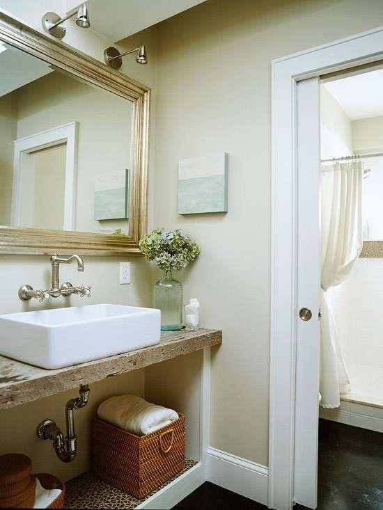 Pi di 25 fantastiche idee su bagno stretto su pinterest bagno piccolo stretto lungo bagno - Idee deco woonkamer foto ...