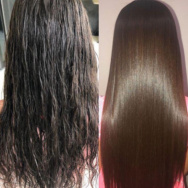 Comment Avoir Les Cheveux Brillants Naturellement