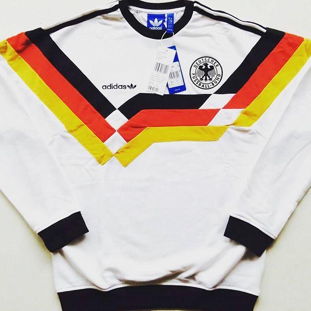 Germany international jumper  #germanfootball #germanynationalteam #germanyfc #adidas #bundesliga #shalke04 #bayern #leverkusen #bremen #munich #fcgermany #westgermany #eastgermany