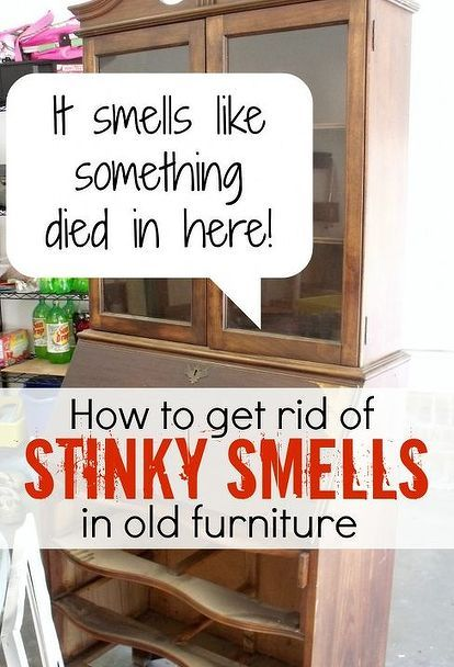 how to get gross smells out of old available), cleaning tips, garages, painted furniture