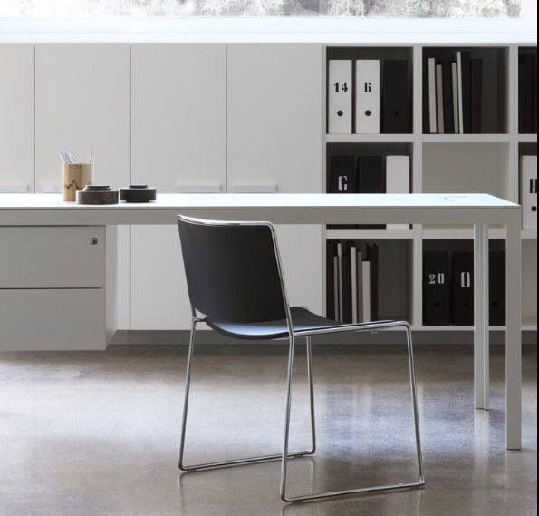 Porro design tables and chairs for office