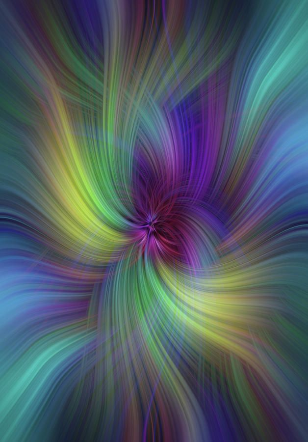 Healing Eclectic Paradigm by Jenny Rainbow
