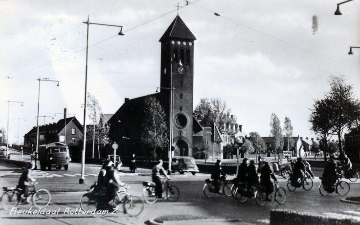 Bree, Stadionviaduct, Beukendaal.