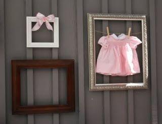 {Girl} Vintage Baby Shower