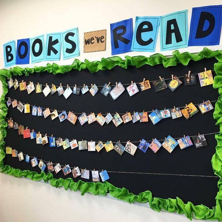 Mr. G'a book tracking bulletin board