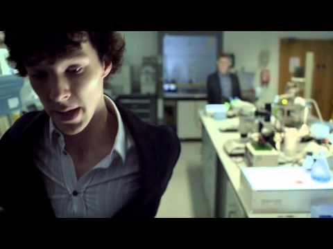 Sherlock in five languages - BBC Worldwide Showcase // BAHAHAHAHAH! This is still hilarious! XD