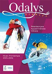 Brochure Odalys Vacances Hiver 2015/2016