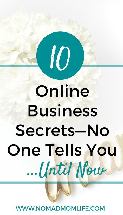10 Ultimate Online Business Secrets No One Tells You Cool Sites Tools Pinterest And Tips