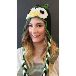 'Chirpy' the Penguin Hat