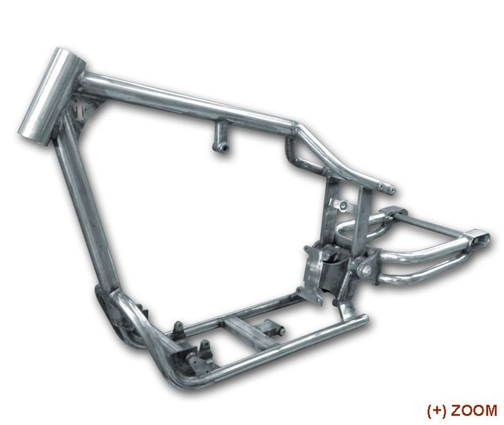 Thompson Choppers primary business is building bagger, motorcycle & chopper frames. We offer frames built to any specifications including Baggers, Hardtail, Softail or Swingarm frames in many configurations.