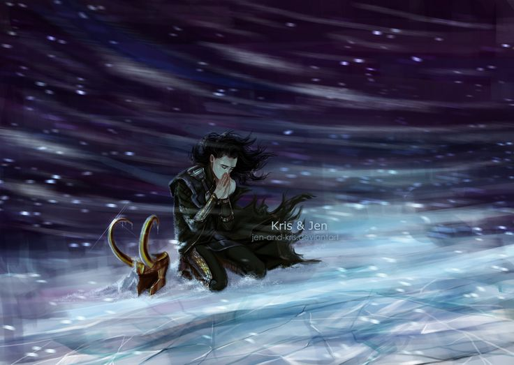 Deploration by ~jen-and-kris <<--This is just incredibly beautiful... Oh my... Amazing!! <3 #lokifanart