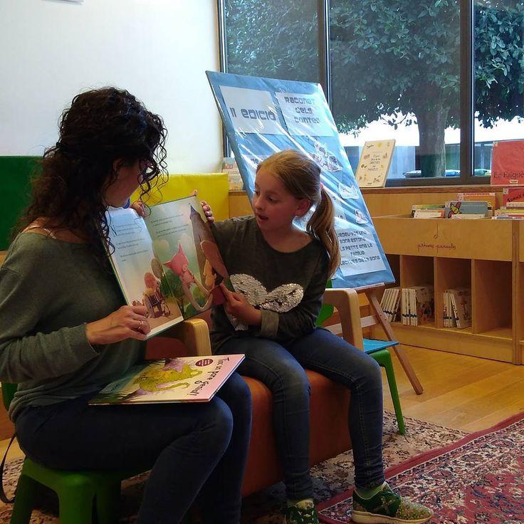 "#petitsllibres ""Compartim contes! "" #biblioteca #thebookwasbetter #contes #cuentos #lectura"