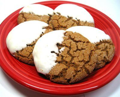 I am not kidding...the best gingersnaps ever...think this came from the Taste of Home magazine.  Don't overcook the cookies as they become very hard.  They are good and easy.