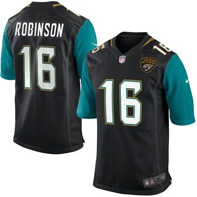 Jacksonville Jaguars Home Game Jersey - Denard Robinson: Jacksonville Jaguars Home Game Jersey - Denard Robinson TEAM LOYALTY, EVERYDAY…