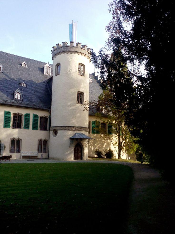 Schloss Rosenau, Oberfranken - Castle of Rosenau, Upper Franconia, Germany
