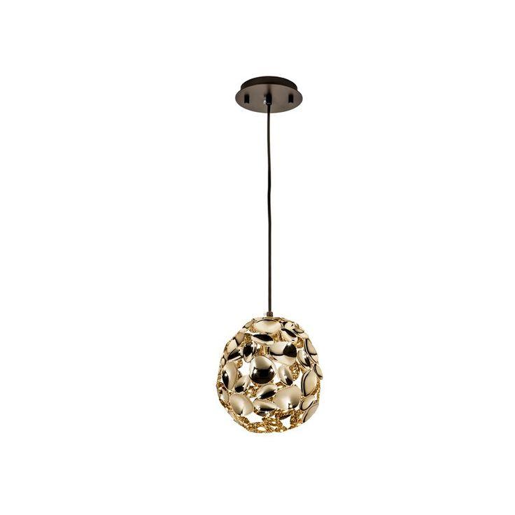 Narisa 1-Light Globe Pendant