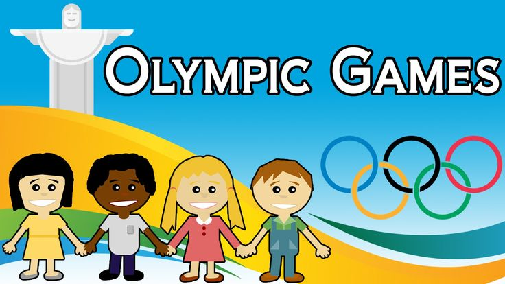 List of Olympic games for kids. Learn about names of different games and sports played in Rio Olympics 2016
