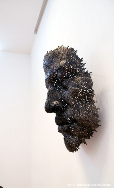 sculpture out of bike chains - Google Search