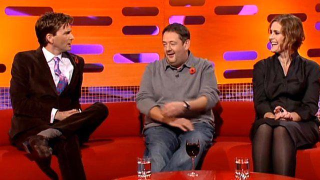 david tennant johnny vegas and Alison moyet
