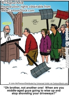 snow shovel cartoons christmas funny cartoon funny cartoons