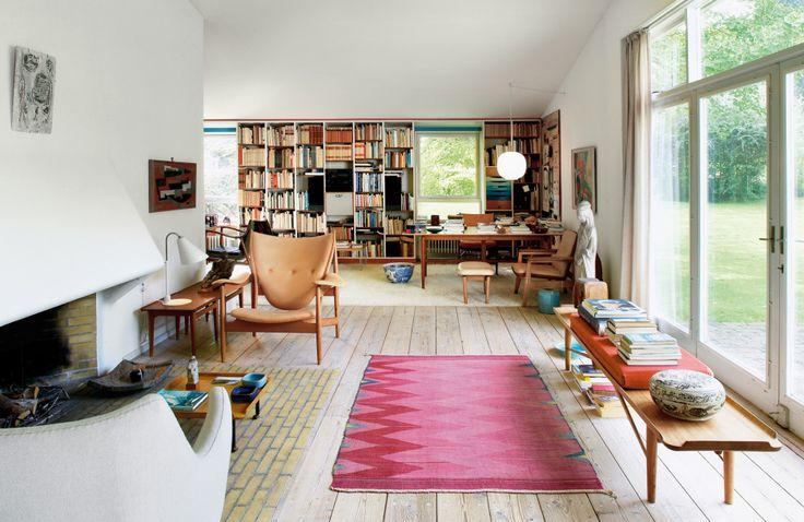 Finn Juhl, A Singular House - L'ArcoBaleno