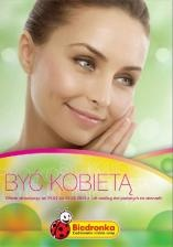 """""""Być Kobietą"""" - promocje na kosmetyki w Biedronce. http://www.okazjum.pl/biedronka/gazetka/gazetka-promocyjna-biedronka-29-02-2012,8235.html"""