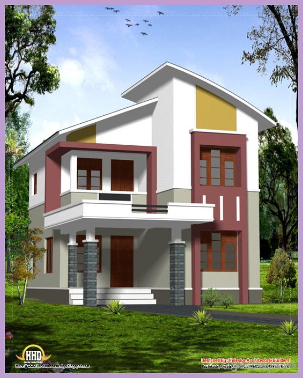 Awesome Online Home Design Software Kerala House Design Small House Design Online Home Design