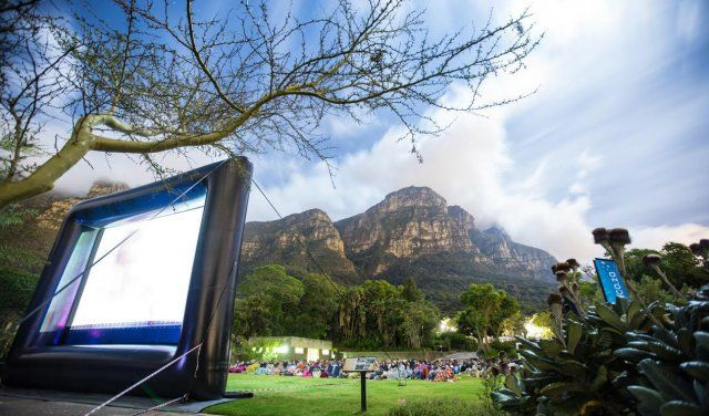 The 2015-2016 Return of the Galileo Open Air Cinema | Outdoor Movies, Kirstenbosch, Hillcrest Quarry, V&A Waterfront, Winelands Cape Town South Africa