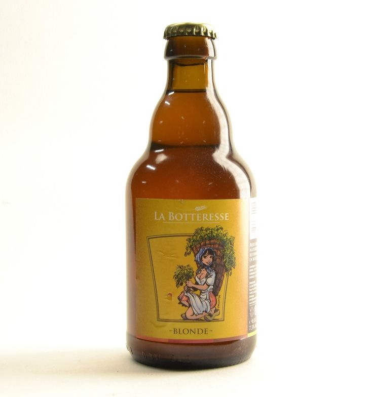 La Botteresse Blond #belgianbeer #beer #botteresse
