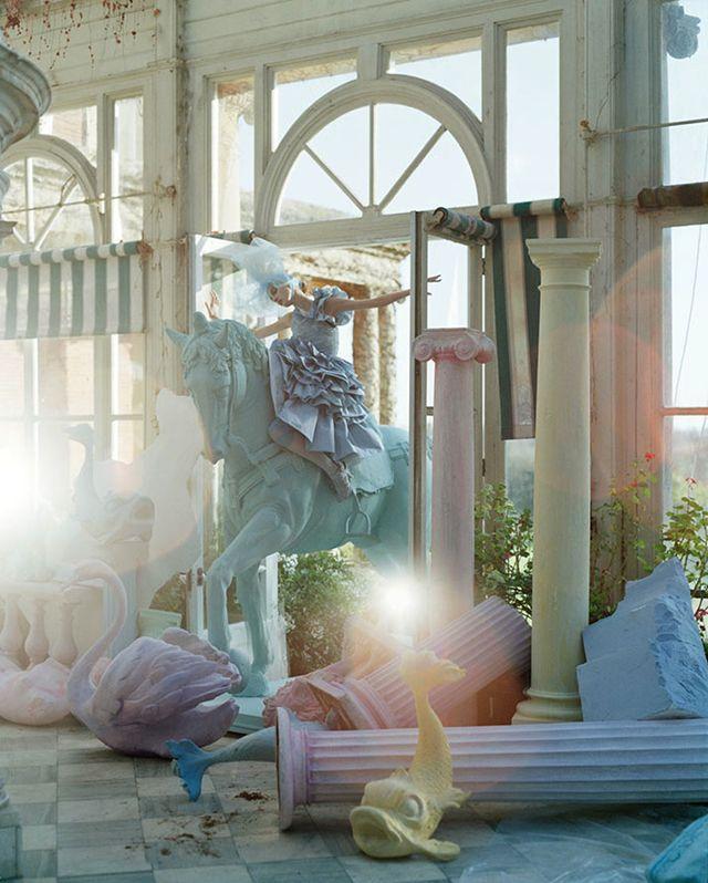 Tim Walker #AliceInWonderland #story #fairytale #magic #darkness #princess #evil  #dramatic