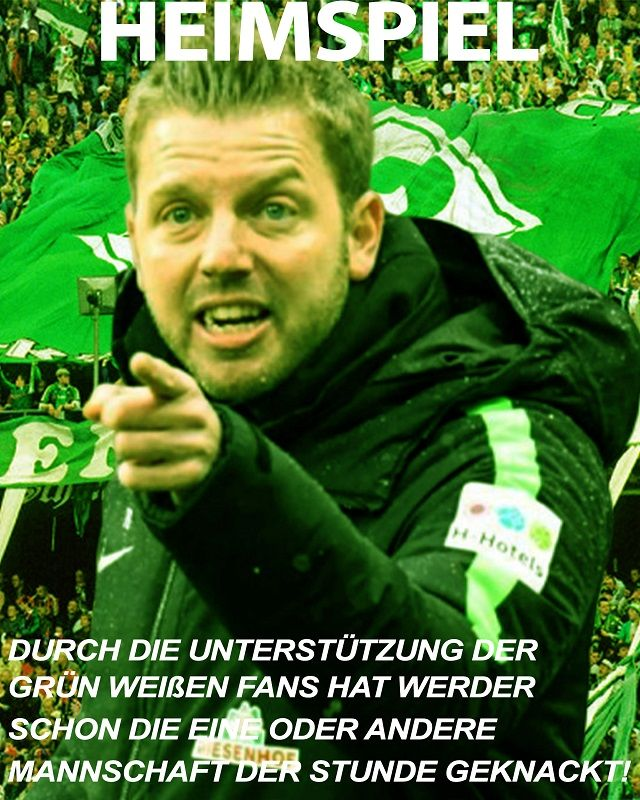 Werder Heimspiel