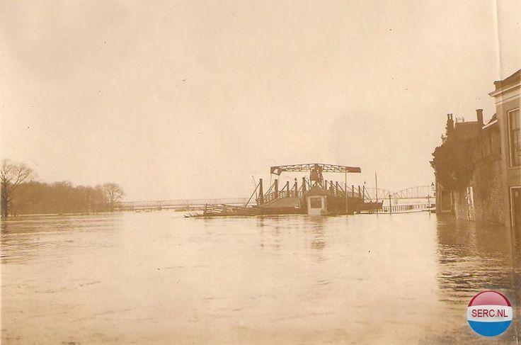 Bruggen Deventer (jaartal: 1920 tot 1930) - Foto's SERC