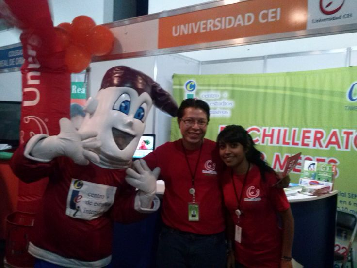 Estuvimos presentes en la Expo-Universidades