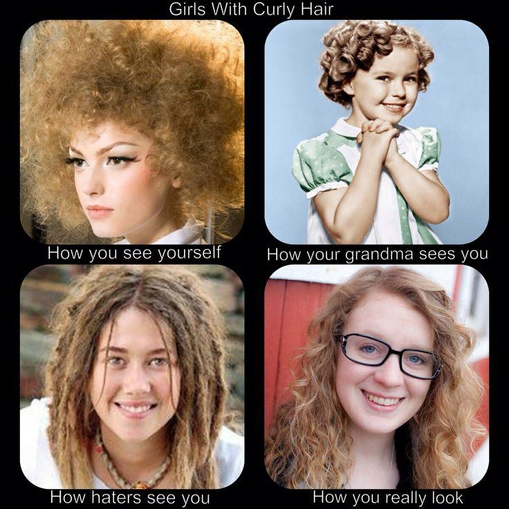 Hairstyles 2017 Buzzfeed : lol more curly life curlyhair meme memes random curly hair # curlyhair ...