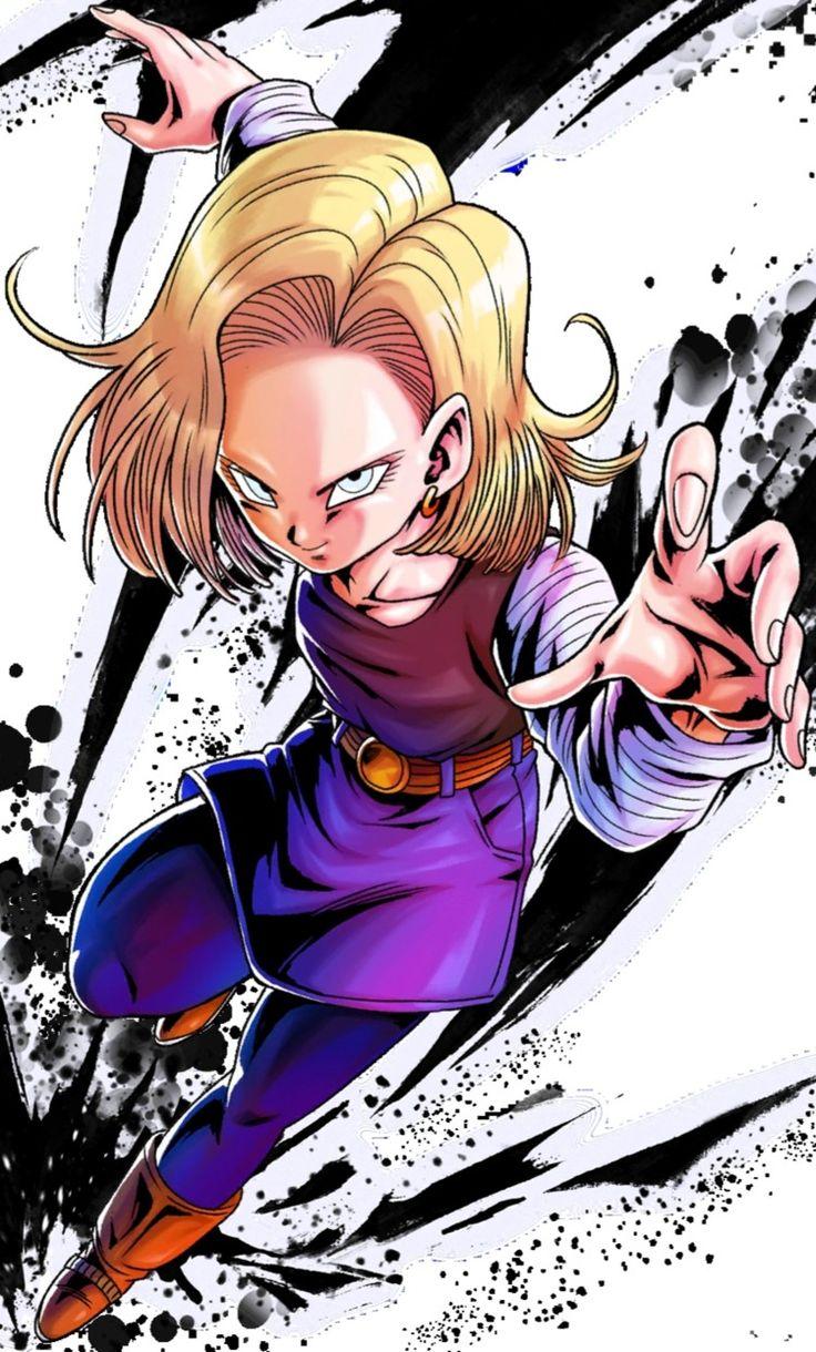 Android 18 Dragon Ball Z #anime